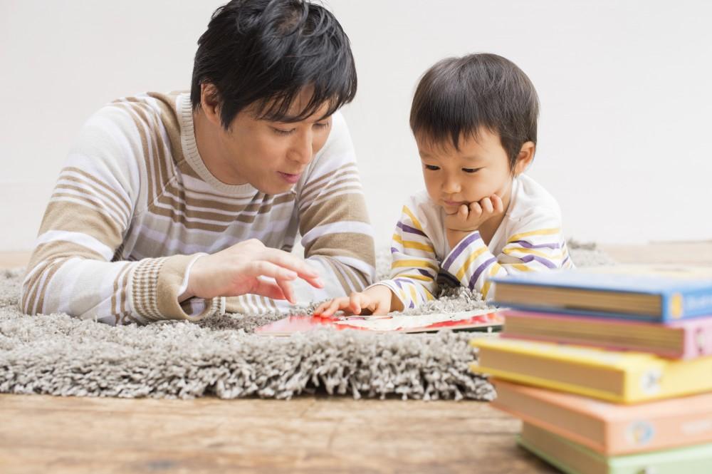 【コラム】絵本の読み聞かせについて