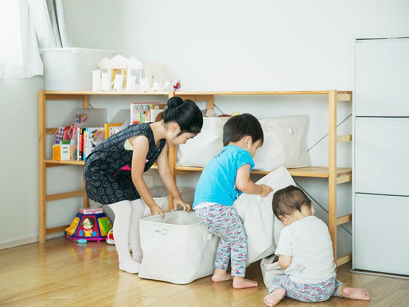【コラム】お子様がおもちゃの片付けを進んでやる方法