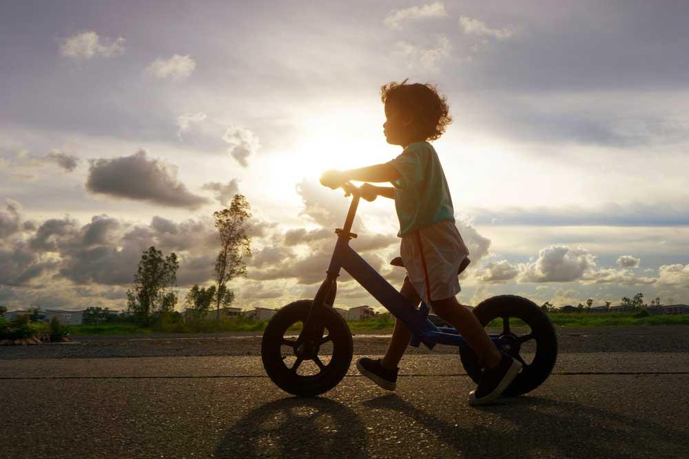 【コラム】自転車の乗り方